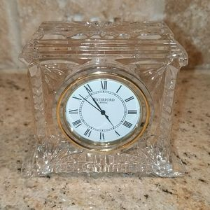 Waterford Crystal Colliseum Clock